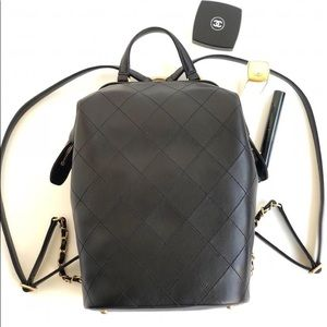 Sleek Channel Backpack